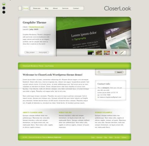 closerlook-wordpress-theme