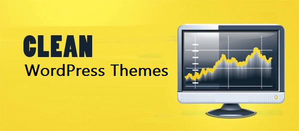 clean wordpress themes
