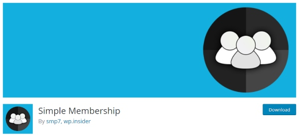 simple membership plugin