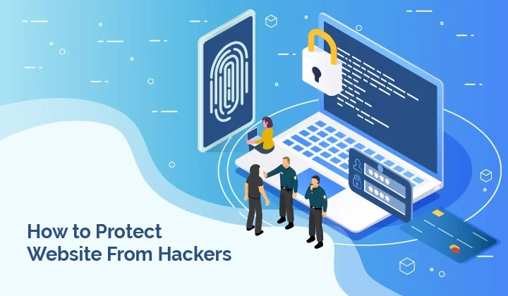 protect a WordPress site from hackers