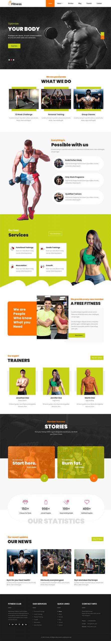 SKT GB Fitness