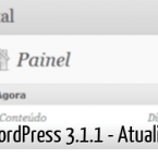 WordPress 3.1.1