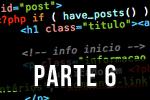 Como Criar um WordPress Theme - Parte 6