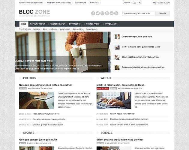 Blogzone