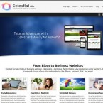 Celestial Wordpress Template