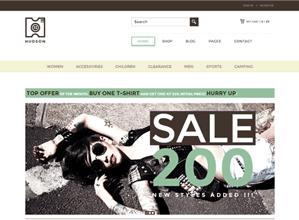 Hudson E-commerce