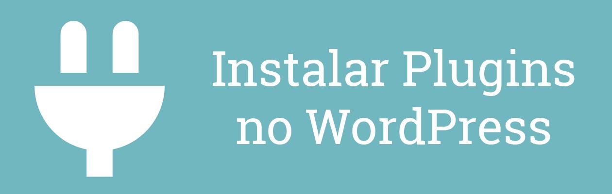 Instalar WordPress Plugins