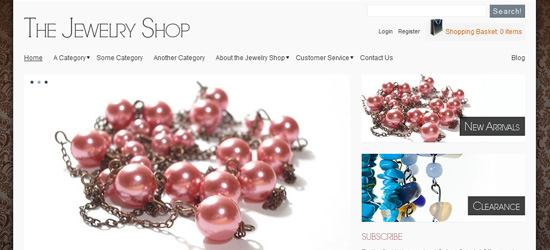 The Jewelry Shop