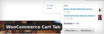 woocommerce_cart_tab