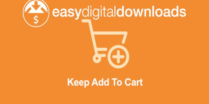 Edd Keep Add To Cart