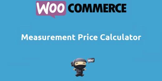 Woocommerce Measurement Price Calculator