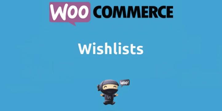 Woocommerce Wishlists