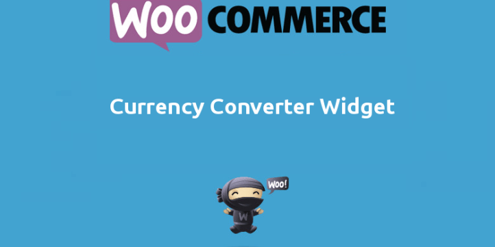 Woocommerce Currency Converter Widget