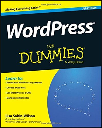 Wordpress for dummies 50