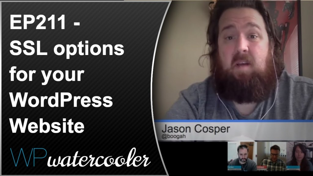 Ep 211 - ssl options for your wordpress website 2