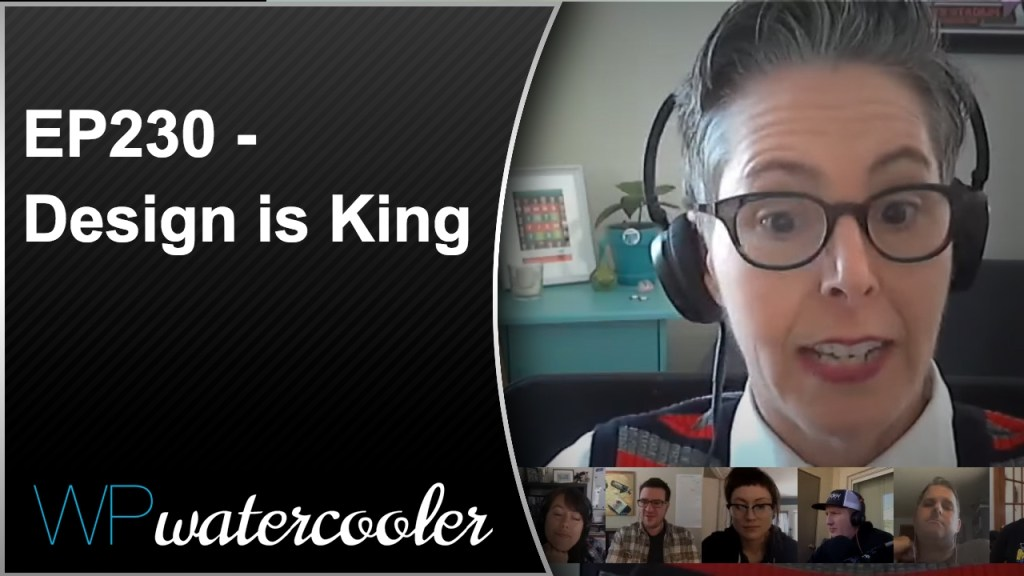 Ep230 - design is king 1