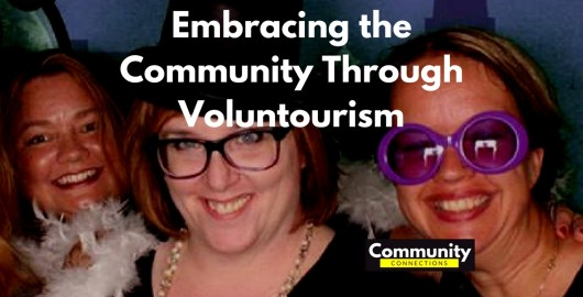 Ep5 - embracing the community through voluntourism - community connections 8