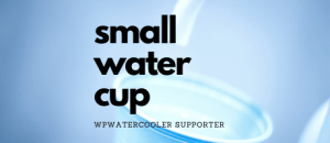Patreon small Water Cup 2
