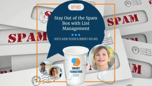 EP163 Stay Out of the Spam Box with List Management Smart Marketing Show yt