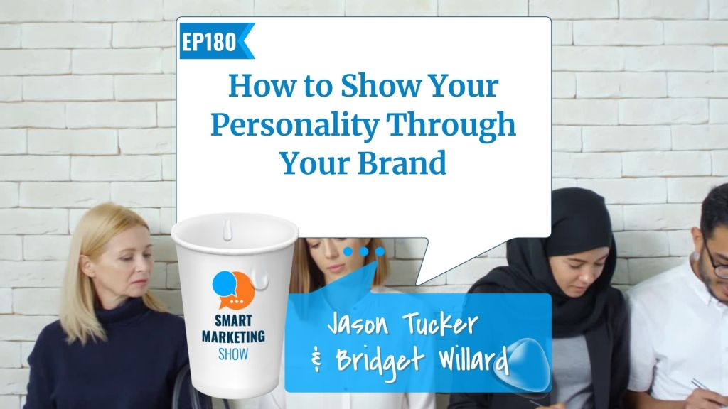 EP180 How to Show Your Personality Through Your Brand yt