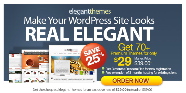 Crazy Promotion : Buy 1 Add-on Themes Get Free 3 Months Freedom Plan Hosting by WPWebHost
