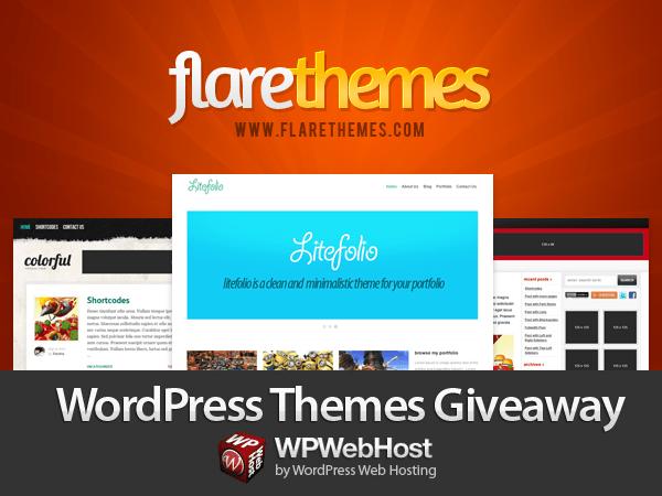 Flarethemes by WordPress Hosting