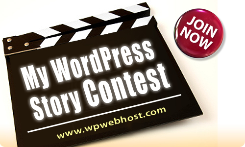 My WordPress Story Contest