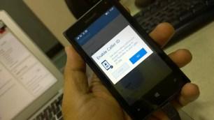 Caller id Windows 10 Mobile 2