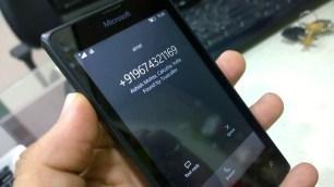 Caller id Windows 10 Mobile 4