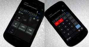 Conver2G App for Windows Phone