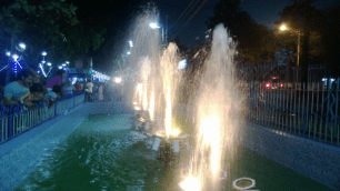 Lumia 720 Fountain