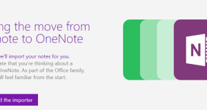 Microsoft Official EverNote to OneNote
