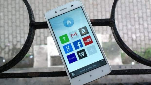 UC Browser for Windows Phone Preview