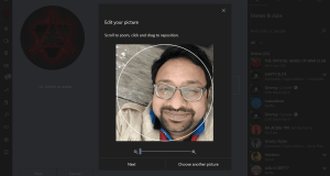 Upload Your Picture on Xbox Live Profile