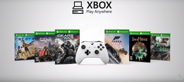 Xbox PlayAnywhere Features