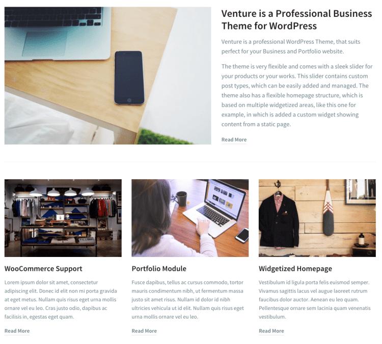 venture-home-widgets