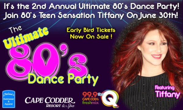 It's the 2nd Annual Ultimate 80's Dance Party! Join 80's ...