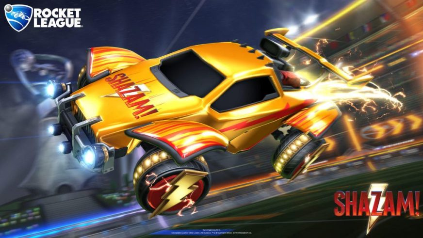 Goal! Fortnite owner Epic Games is taking Rocket League ...