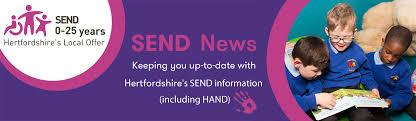 SEND news - 2 November 2020