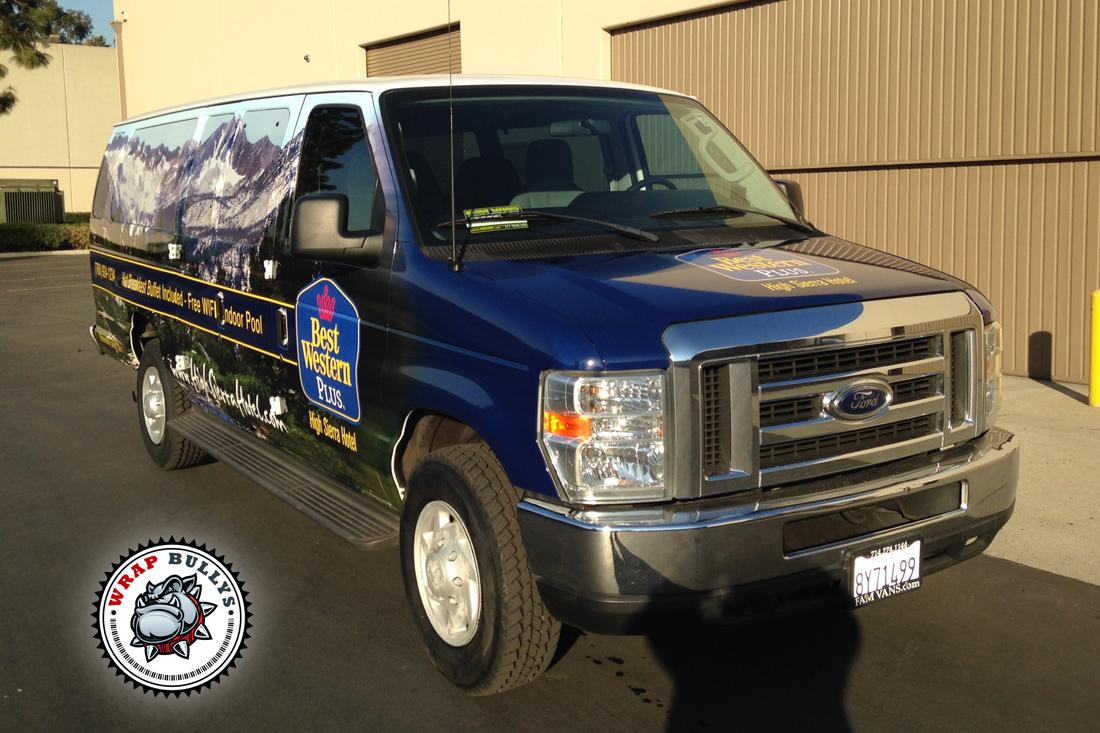 Van Wrap   Box Truck Wraps   Trailer Graphics   Fleet Branding