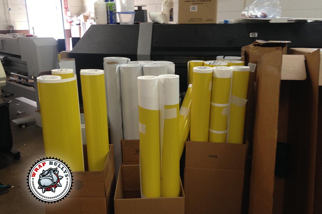 Wrap Bullys   Car Wrap   Wall Wrap (4)