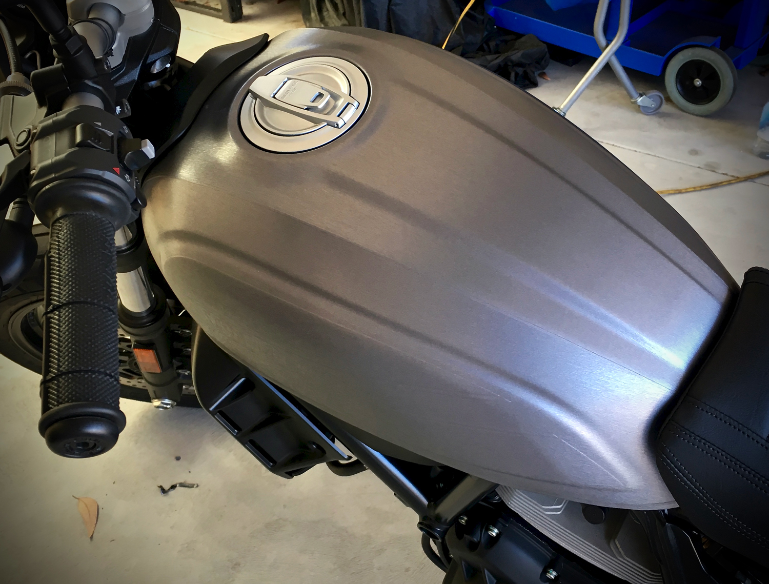 Motorcycle Wraps Restyling Wrap Magic Perth