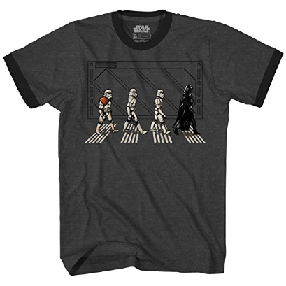 Star Wars Abbey Road T-Shirt for Star Wars Day gifts