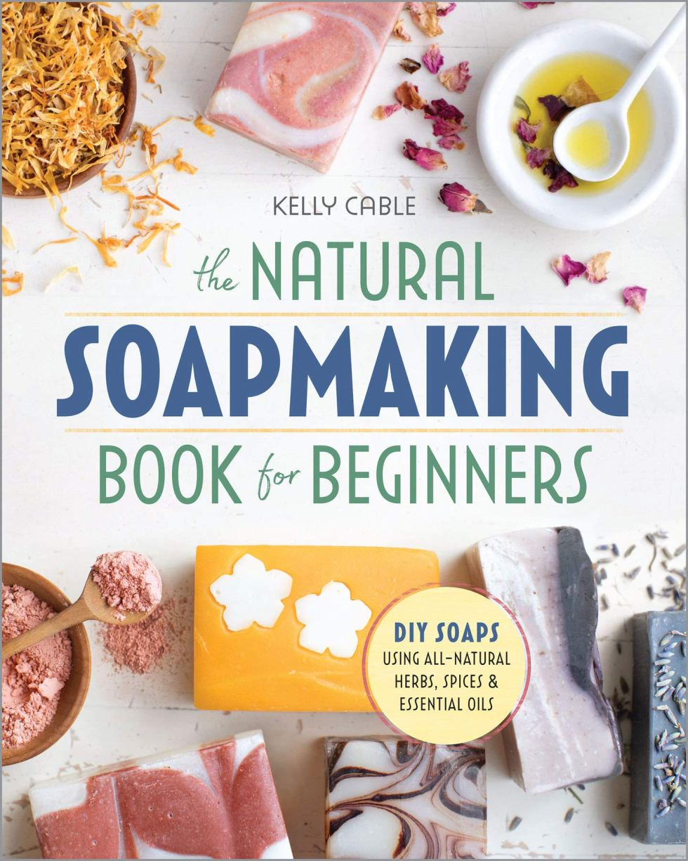 Natural Soapmaking Book For Beginners