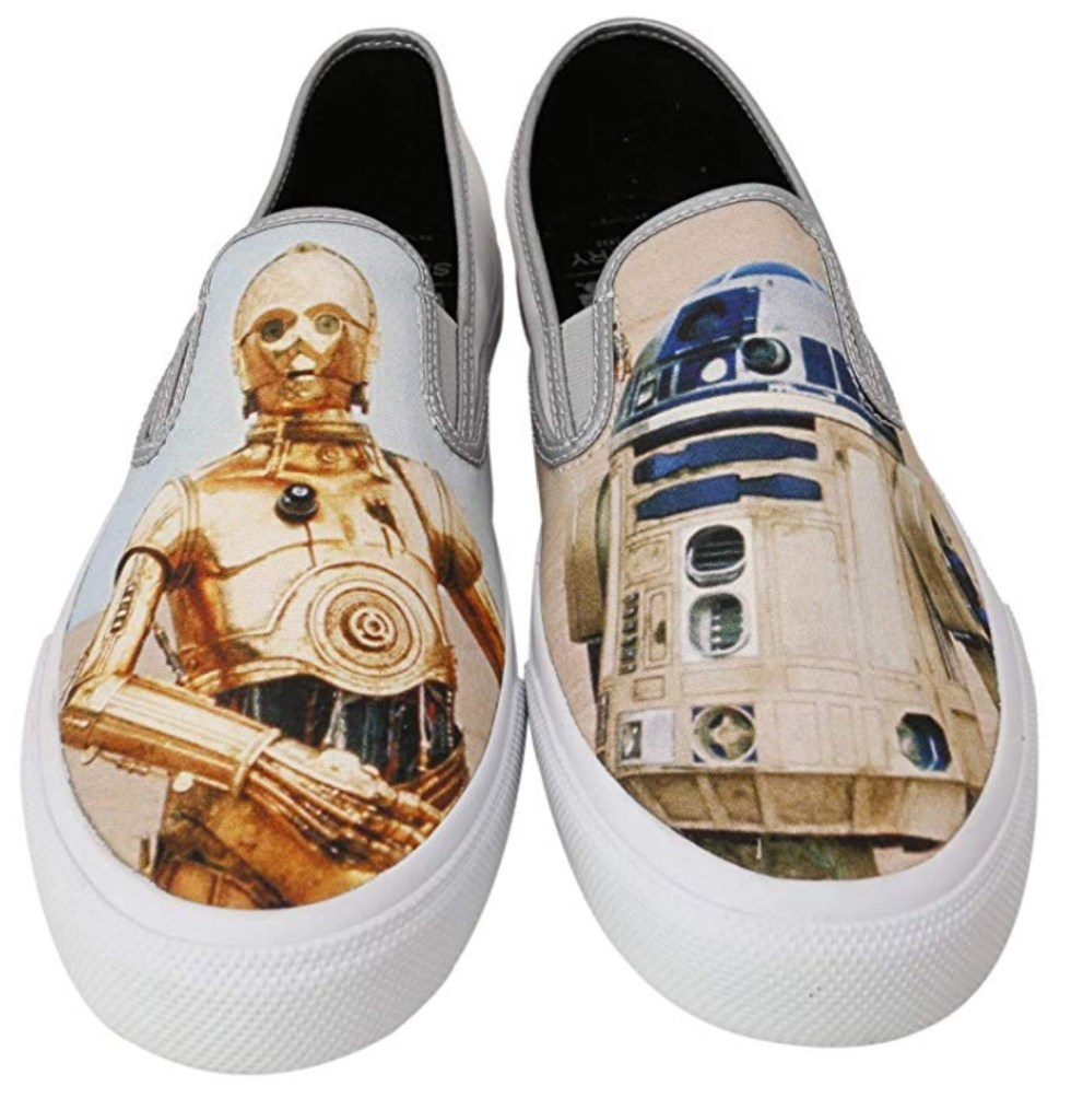 Star Wars Droid Shoes