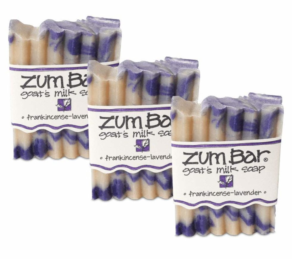 Zum Bar Goat's Milk natural soap gift