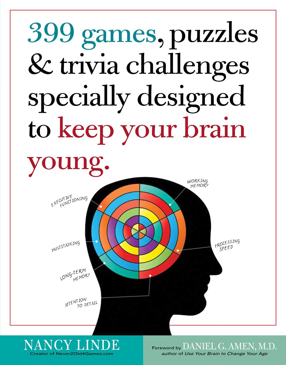 399 Games Puzzles Trivia brain teaser games for gifts
