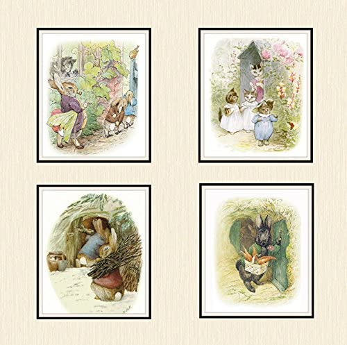 Beatrix Potter prints
