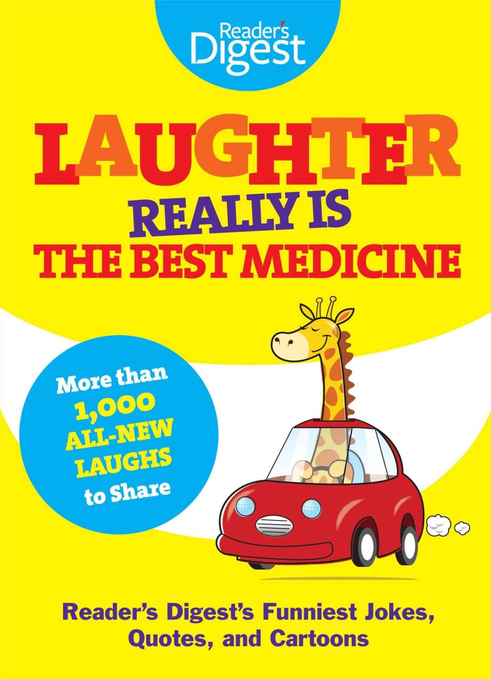 Laughter is the Best Medicine April Fool's Day gifts