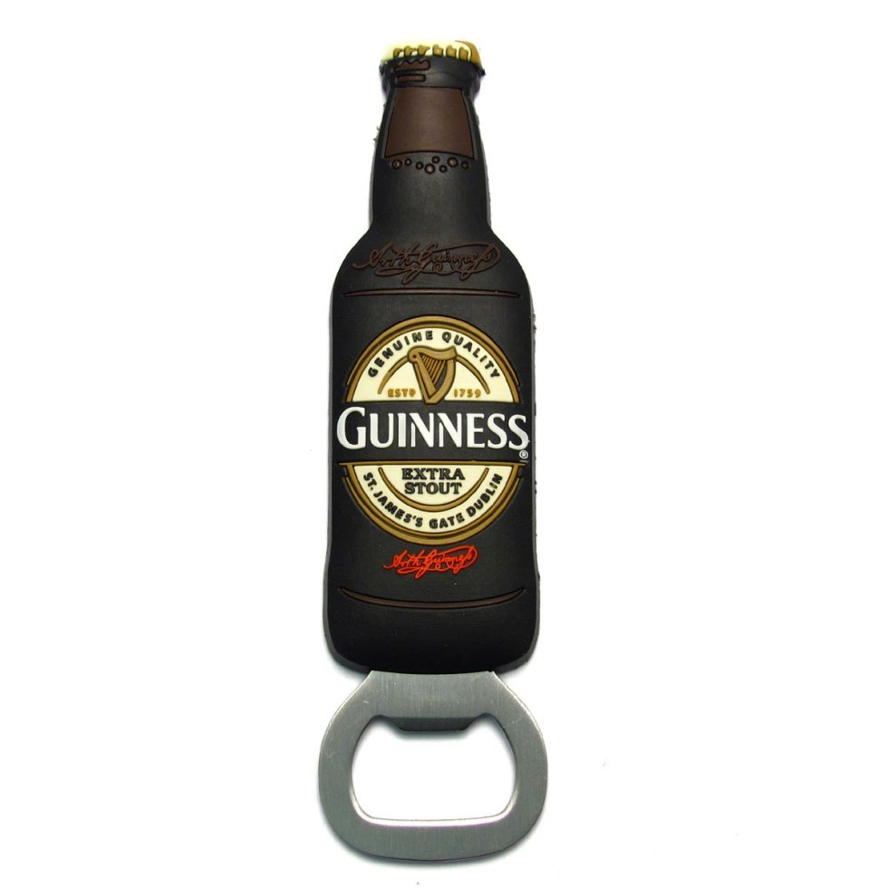 Magnet Bottle Opener Guinness gifts